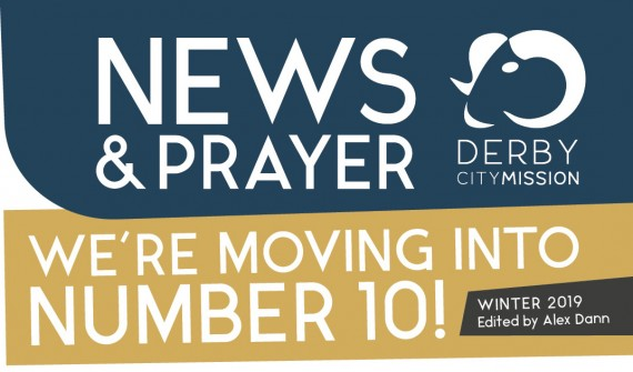 Derby City Mission News